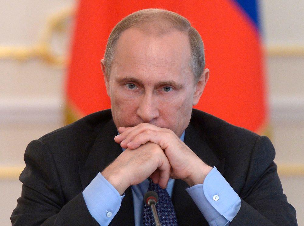 President Vladimir Putin har tildelt sine vennskapsmedaljer, deriblant til John Fredriksen og Tor Olav Trøim.