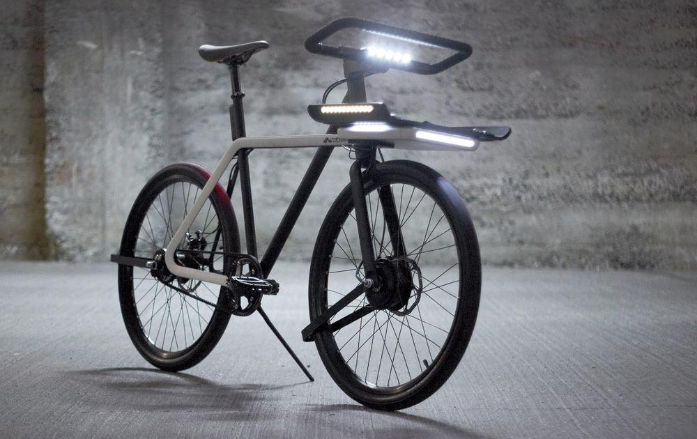 The Denny er en av fem sykkelprototyper som deltar i en konkurranse om å bli masseprodusert.