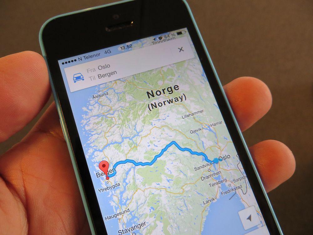Google Maps kan brukes offline ved å følge dette enkle trikset.