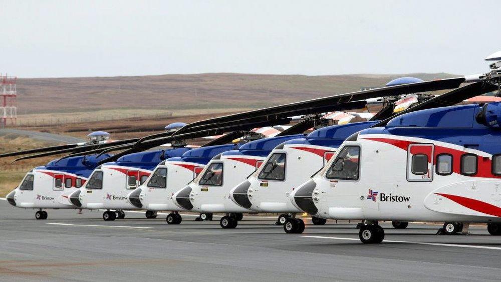 Bristow skal fly et Sikorsky S-92-helikopter til Edvard Grieg- og Ivar Aasen-feltene.