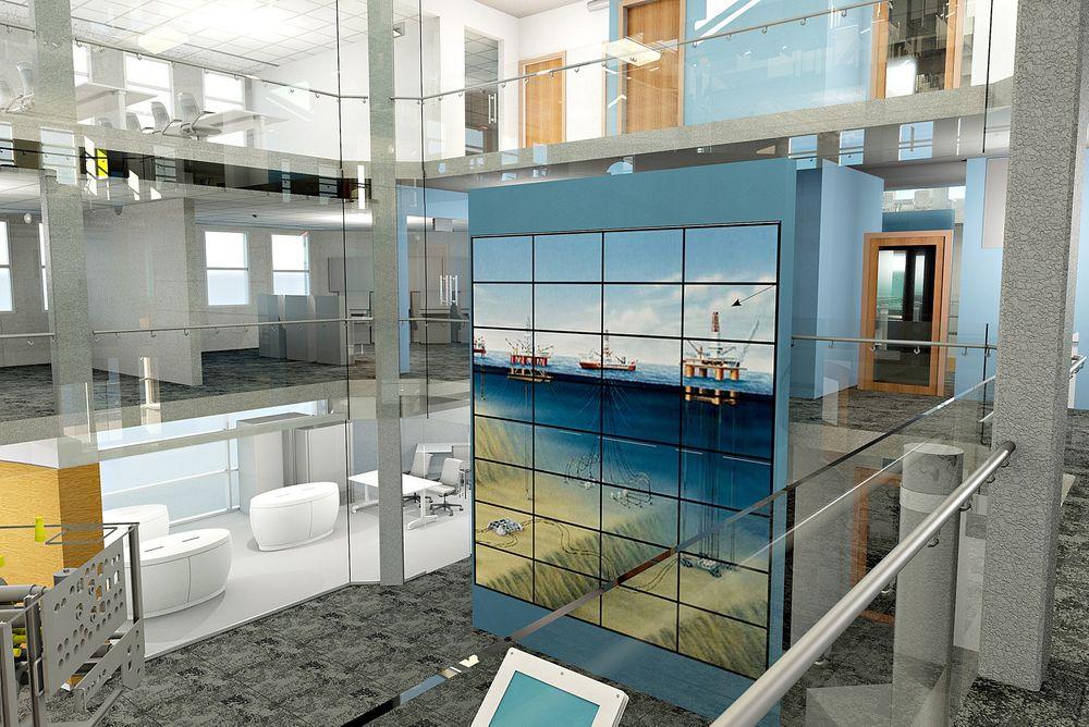 GE Oil & Gas skal i august åpne GE Technology Solutions Center i Dusavik i Stavanger. Teknologisenteret skal være et sted for teknologisk innovasjon, men også for demonstrasjon av produkter og opplæring av ansatte og studenter.