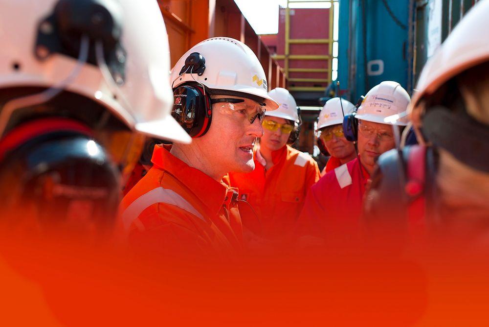 Administrerende direktør i VNG, Atle Sonesen Foto: Helge Hansen