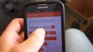 Denne appen lar deg snakke fra rett levra
