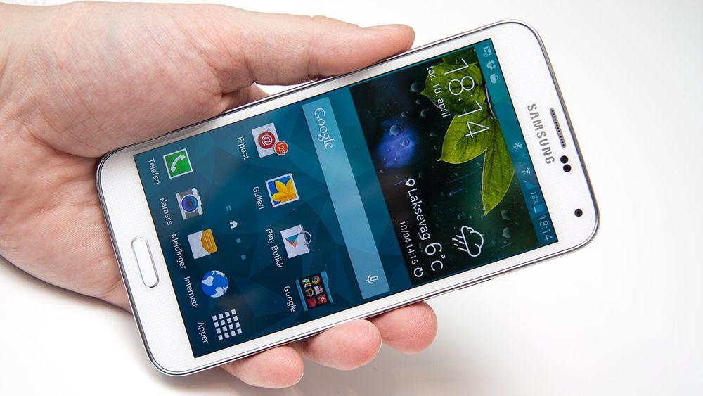 Forrige gang: Forrige generasjons Galaxy fikk varme anbefalinger av Teknisk Ukeblads anmelder.