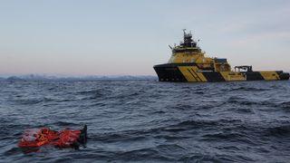 Russisk «GPS» i norske redningsdrakter