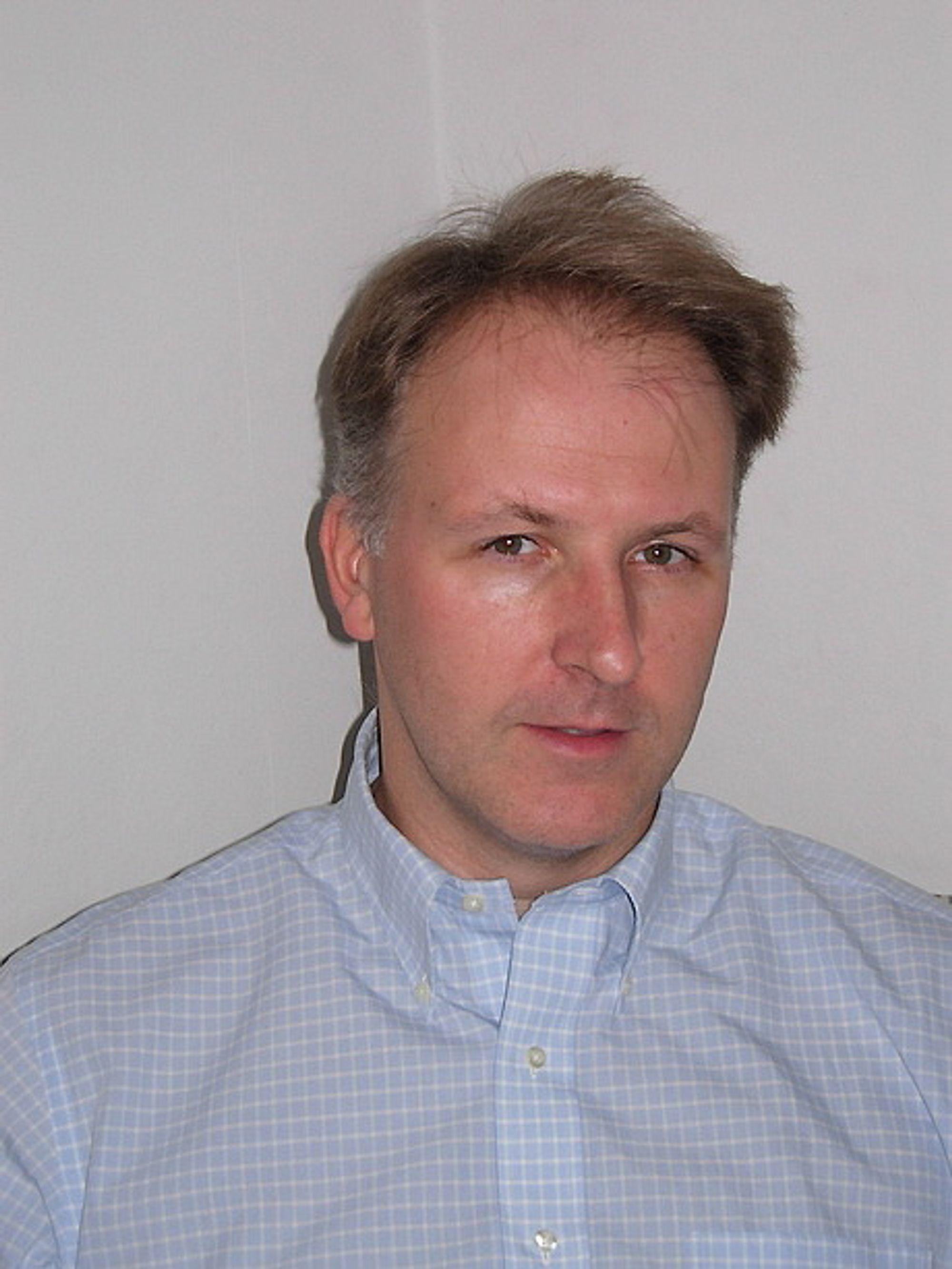 Lagringsguru: Forskningsdirektør for lagringsteknologi og strategi i analyseselskapet Gartner, Valdis Filks tror det trengs ny teknologi for å håndtere veksten i datamengden.