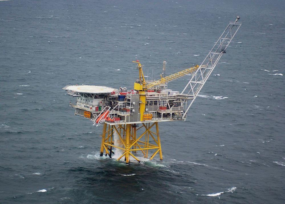 Huldra-plattformen til Statoil kommer ikke til å produsere all gassen, selv om man kunne holdt på til ut 2015.