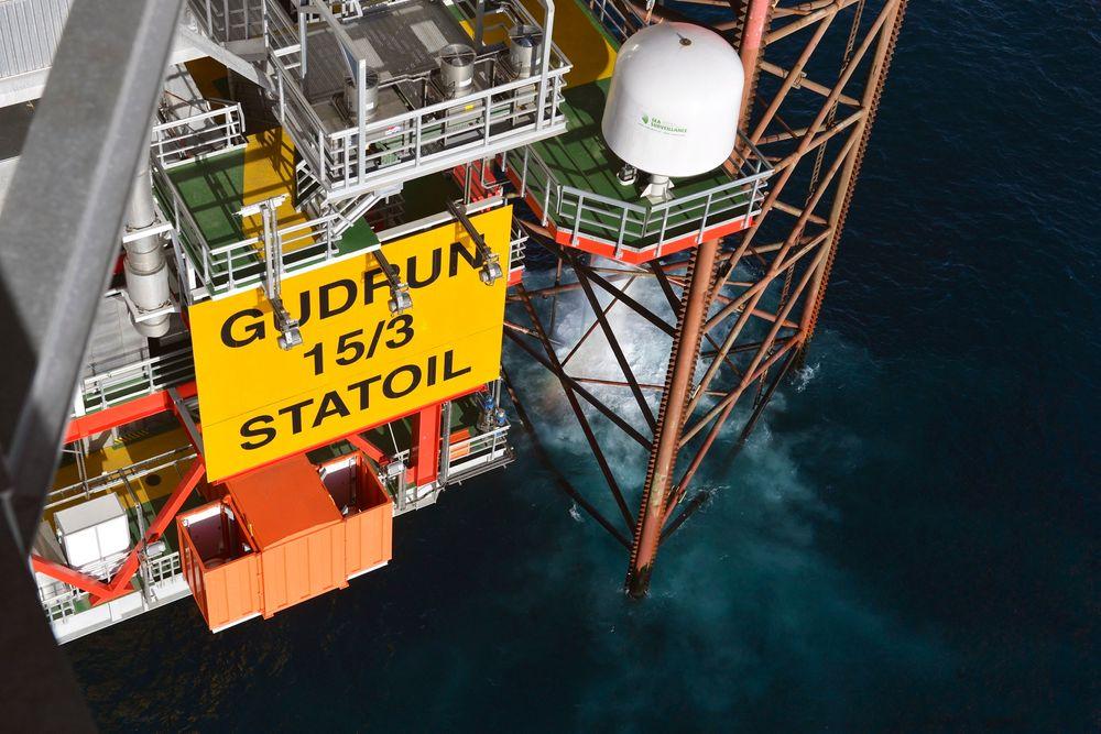 Statoil har startet produksjonen på Gudrun, et prosjekt som er levert fra store deler av verden, og som er klart på tid og under budsjett.