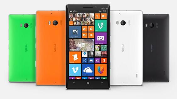 Lumia 930 er Nokias nyeste flaggskip, og kommer med Windows Phone 8.1.