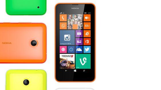 Lumia 630 og 635 er billige telefoner med de viktigste funksjonene på plass.