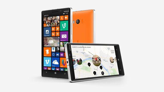 Microsoft lanserte Windows Phone 8.1, og snart Microsoft-eide Nokia slapp i samme slengen et nytt flaggskip: Lumia 930.