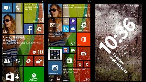 Det kommer flere tilpasningsmuligheter i Windows phone 8.1.