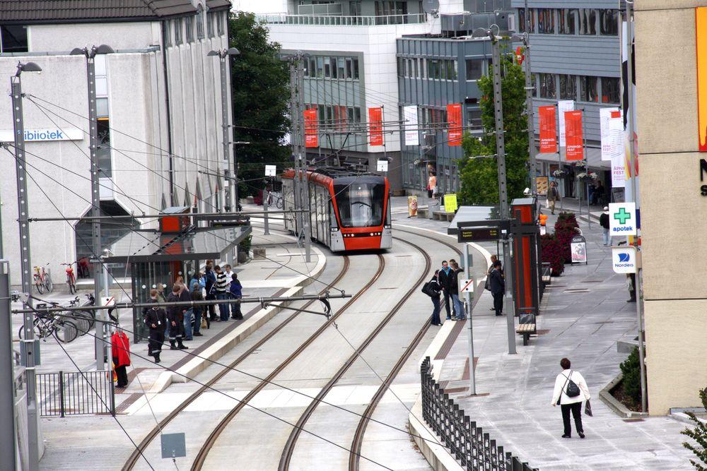 Vedtaket om å bygge tunnel, med innslag ved Kjøttbasaren, ble fattet med minst mulig flertall: 34 mot 33 stemmer.