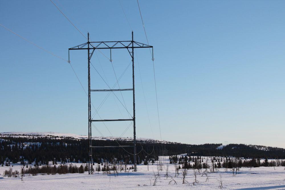 Aldri før er det produsert så mye kraft i Norge som på formiddagen fredag 23. januar.