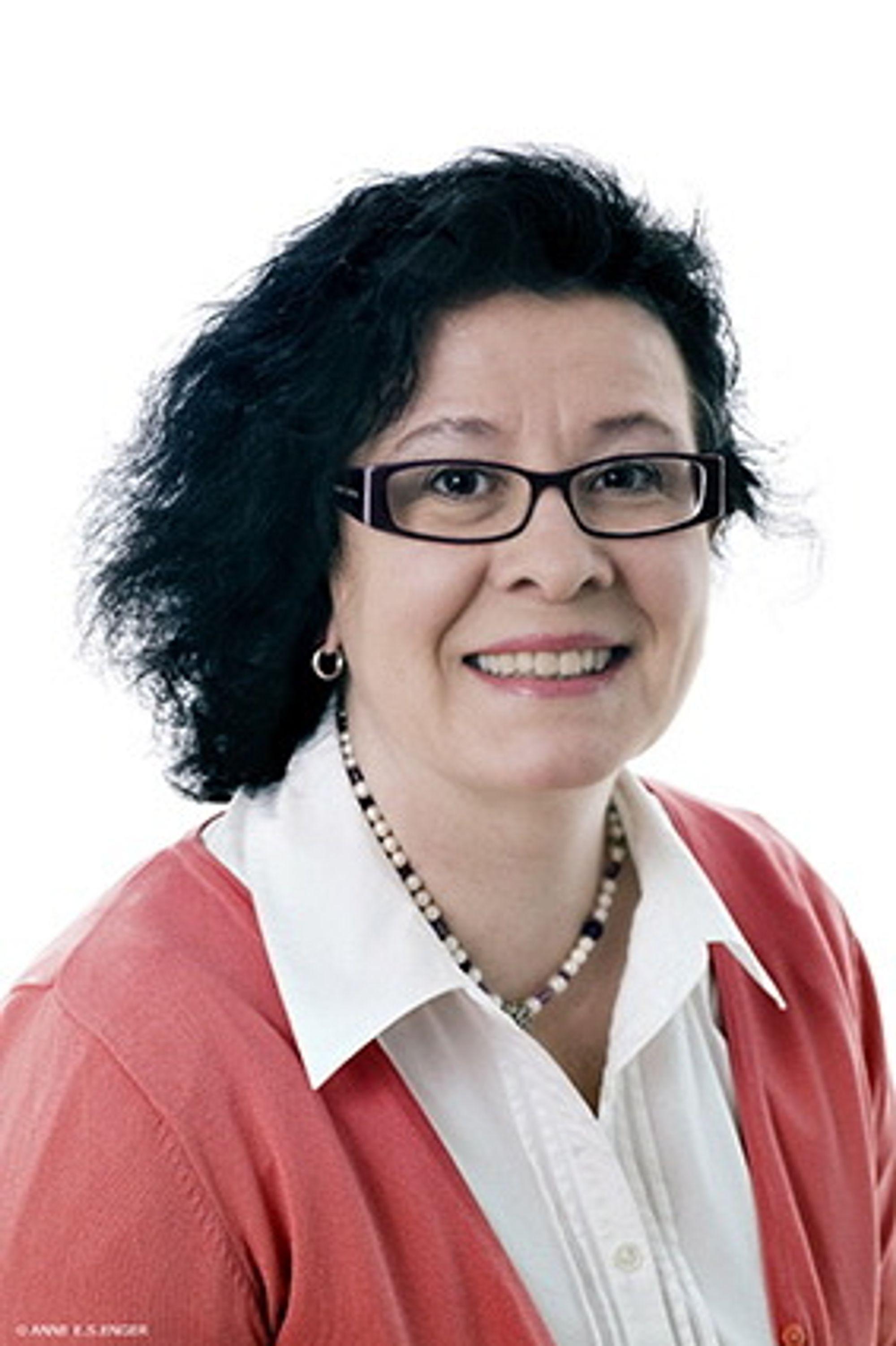 Riitta Hellman i Karde AS har ledet e-Me-prosjektet.