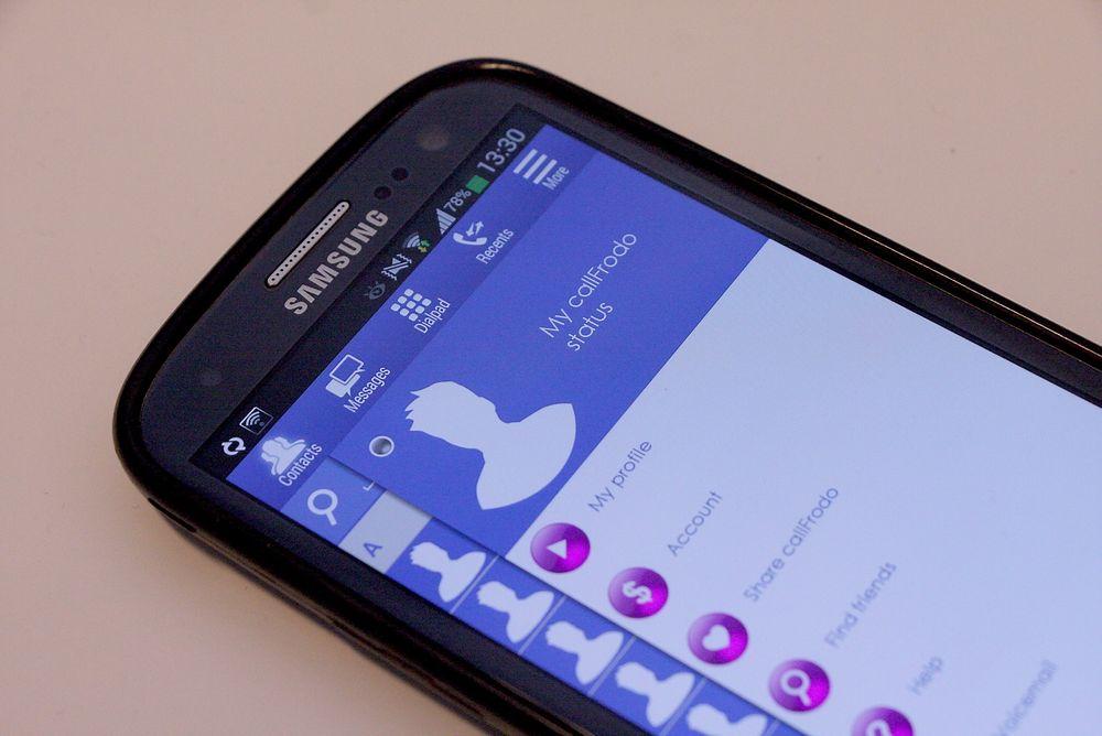 Utviklerne er ikke beskjedne med sine mål for mobilløsningen Callfrodo.