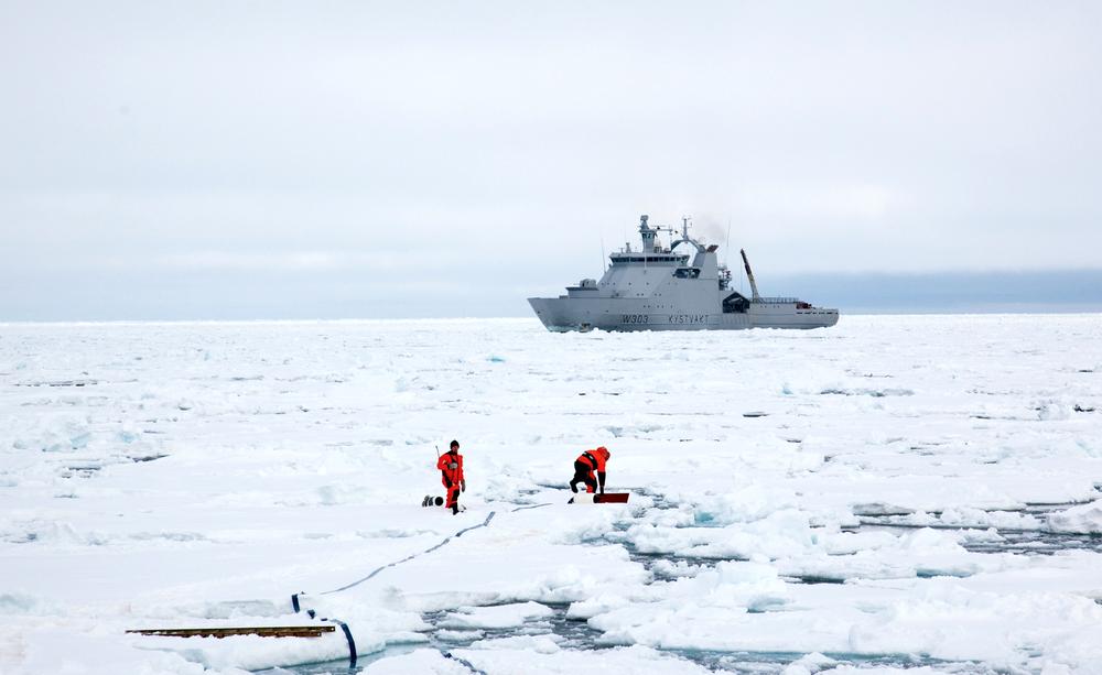 Bransjeorganisasjonen Norsk olje og gass går nå i bresjen for å få tempo i utbygginger i arktiske strøk. Foto: Sintef