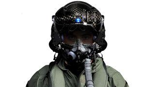 Slik blir hjelmene til de norske F-35-flygerne