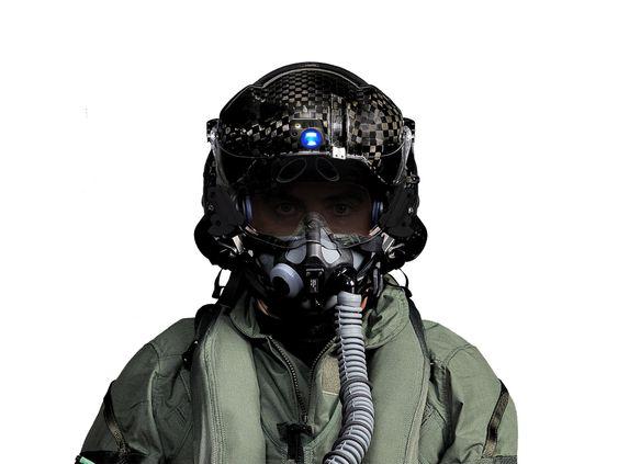 F-35 Gen III HMDS skal være klar for bruk på de første norske kampflyene.