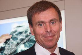 Tor E. SvensenCEO/President DNV GL Maritime