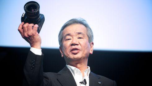 Canon oppdaterer EOS 7D