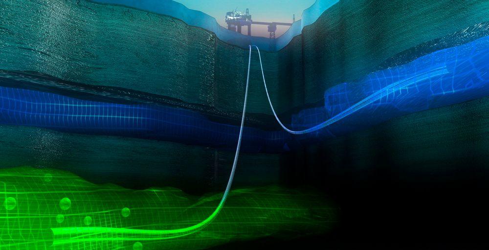 Ekstrem datavekst i olje- og gassindustrien har ført til et stort behov for å lagre data - og ha dem tilgjengelige.