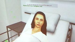 «Dataspill» avdekket trøbbel før nytt sykehus var ferdig