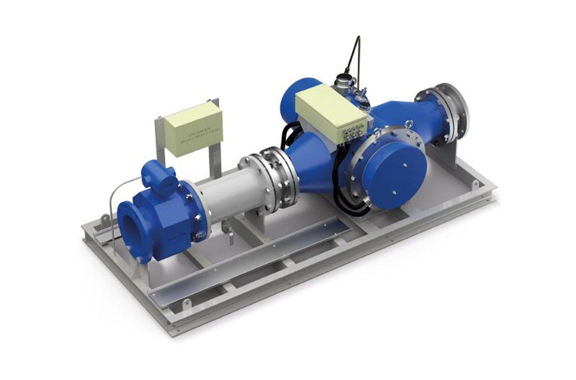 Wartsila skal lever 44 Aquarius UV Ballast Water Treatment System, to til hver av 22 bulkskip som bygges i Kina.  Wärtsilä har 13 standardiserte BWTS-moduler som dekker området 50 m3/h til 1000 m3/h.