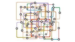 Norsk algoritme koordinerer togtrafikken lynraskt
