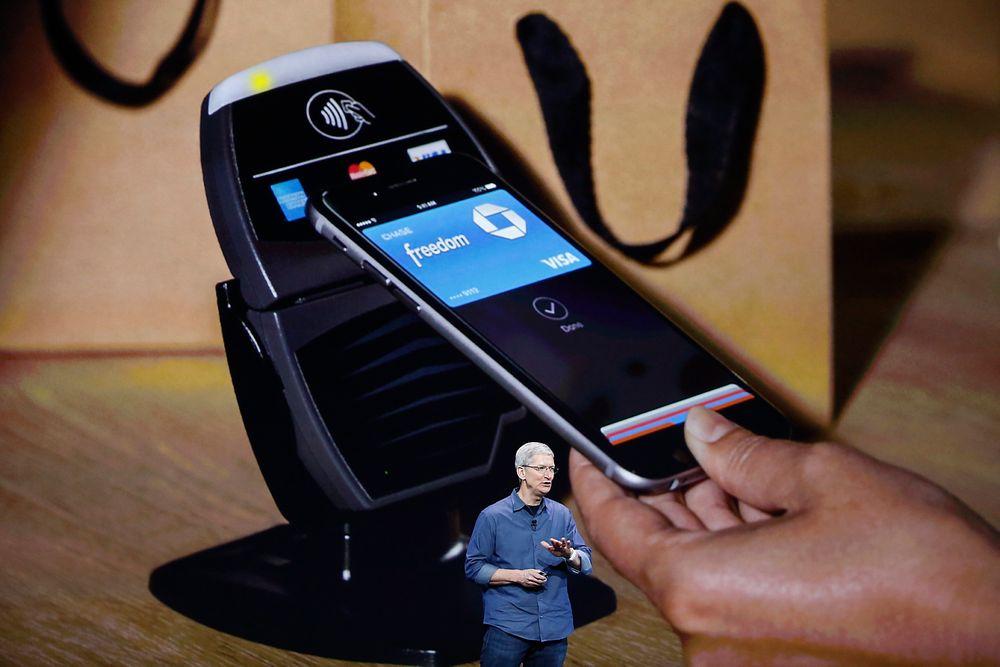 Med Apples lansering av iPhone 6 ble det klart at mobil betaling er et stort skritt nærmere å bli hverdagskost.