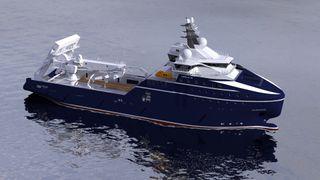 Rolls-Royce utstyrer avansert offshoreskip