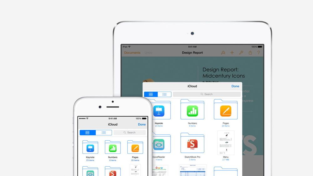 Apple har annonsert prisene på iCloud Drive.