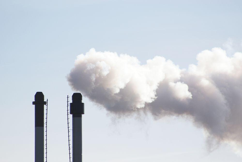 Dersom togradersmålet skal nås kan verden maksimalt slippe ut 1200 milliarder tonn CO2 fra og med 2015.