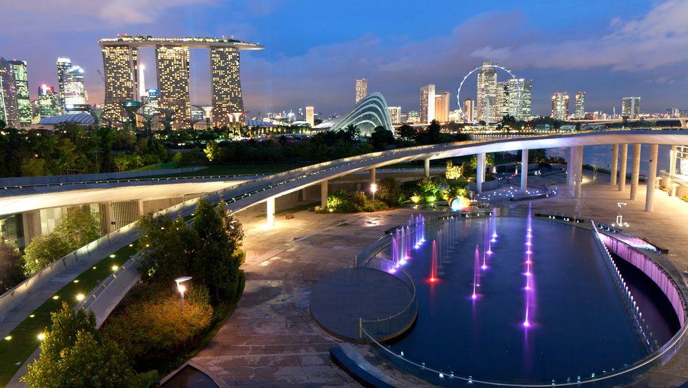 Appen Roadrunner er utviklet for å styre trafikken i Singapore med smarttelefoner.