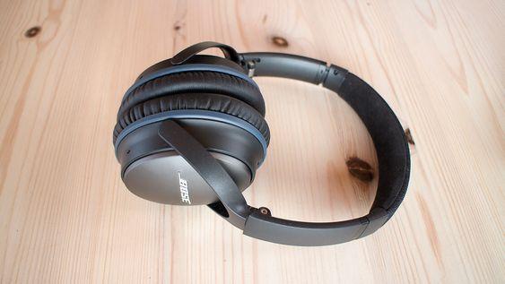 Den nye Bosetoppen: QuietComfort 25 imponerer stort. Forgjengeren var veldig god. Disse er bedre