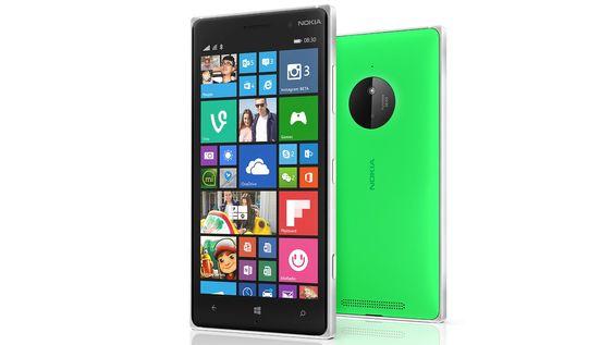 Nokia Lumia 830 er en mellomklassetelefon med et påstått svært godt kamera.