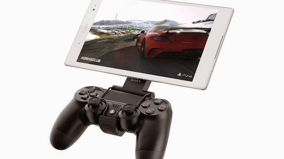 Tilbehøret GCM10 lar deg feste sammen nettbrett/mobil og spillkontroll.