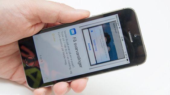 Tips-appen forteller deg hvordan du løser forskjellige oppgaver som kanskje ikke er åpnebare.