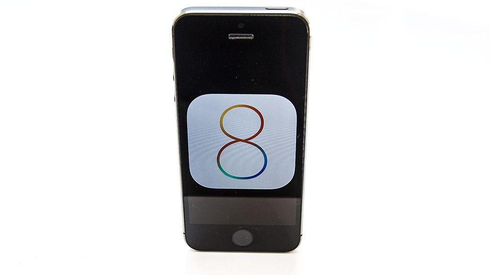 Apples iOS 8 slippes løs i dag. Den nye versjonen funger på iPhone 4S og nyere.