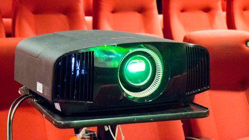 Her er Sonys nye 4K-projektor