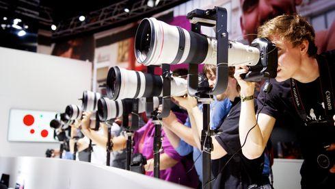 Her er høydepunktene fra verdens største fotomesse