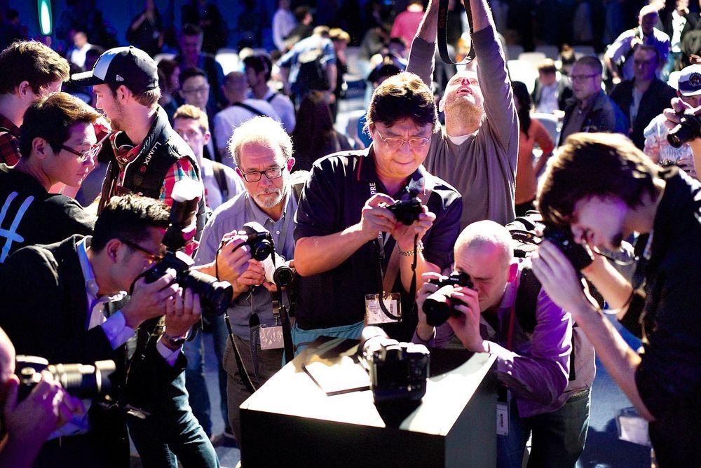 Trenger vi egentlig noe annet enn mobilkameraet?
