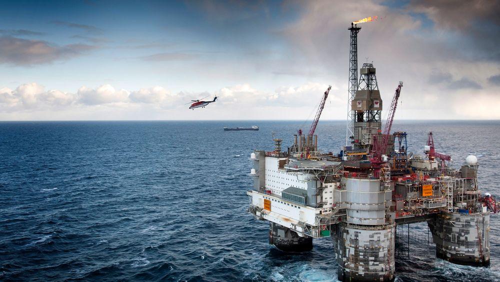 Statoil - her representert ved Heidrun-feltet - fremholder at de skal ha et fortsatt høyt aktivitetsnivå i årene fremover.
