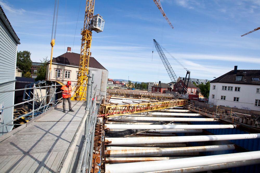 Prosjektet SpeedUp har som mål å halvere byggetiden i byggenæringen.