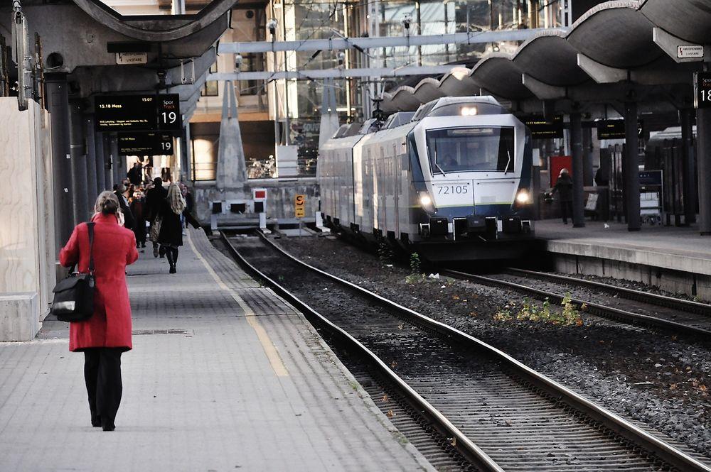Jernbanesektoren er overmoden for en omorganisering, ifølge jernbanedirektør Elisabeth Enger.
