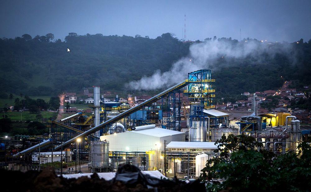 Bioflex 1 skal være det første kommersielle fullskala-anlegget for cellulosebasert etanolproduksjon på den sørlige halvkule. Alle foto: Granbio