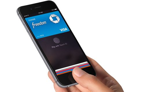 Apple Pay er det nye NFC-baserte betalingssystemet bygget inn i iPhone 6.