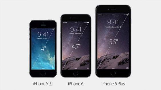 Ryktene stemte. iPhone 6 kommer i to nye størrelser, der den største får navnet iPhone 6 Plus.
