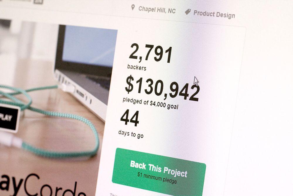 Folkefinansierings-plattformen Kickstarter har eksistert siden 2009 og samlet inn over 8 milliarder i norske kroner fra folk flest.
