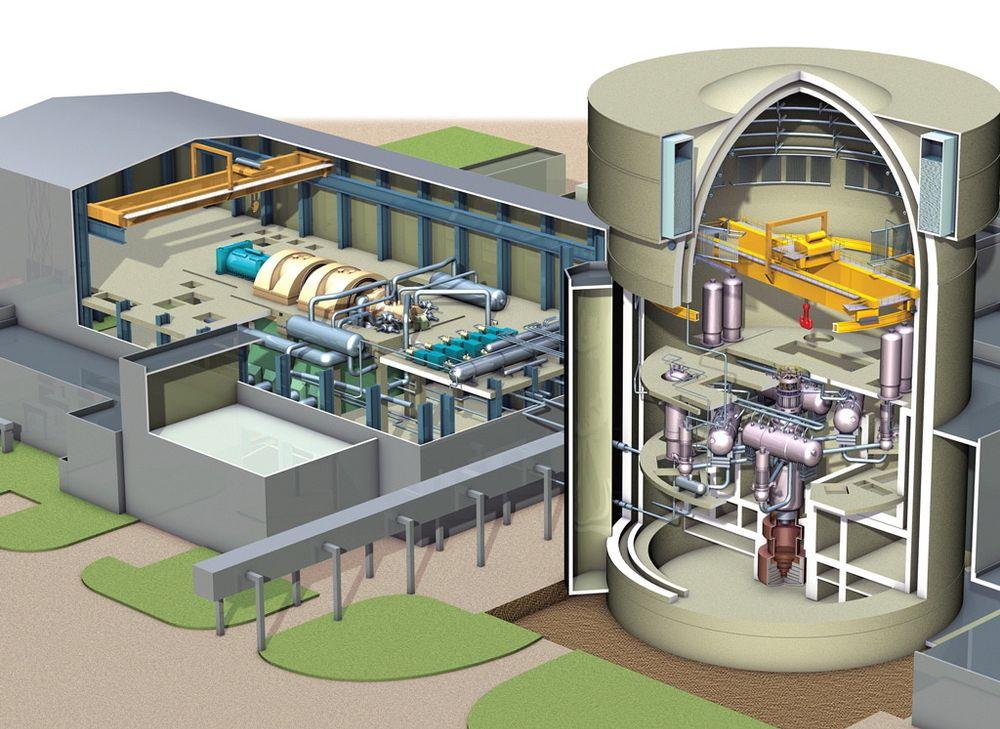 Omstridt eierskap: Det russiske statseide atomselskapet Rosatom eier 34 prosent av det nye kjernekraftverket, og skal stå for design og bygging.